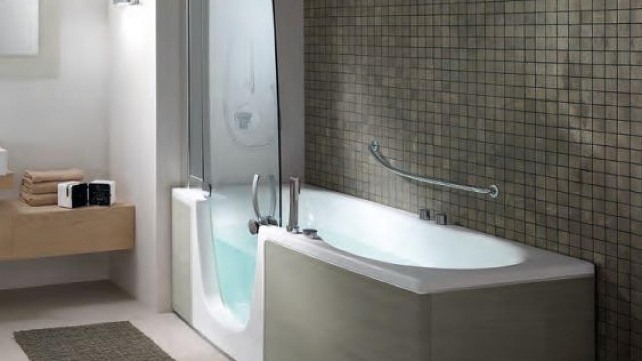 Ben noto Doccia o vasca nel bagno di casa? | Gruppo Elsa srl. NQ58